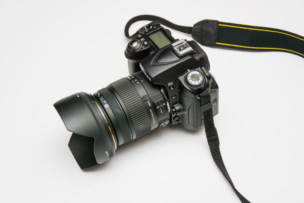 spiegelreflexcamera